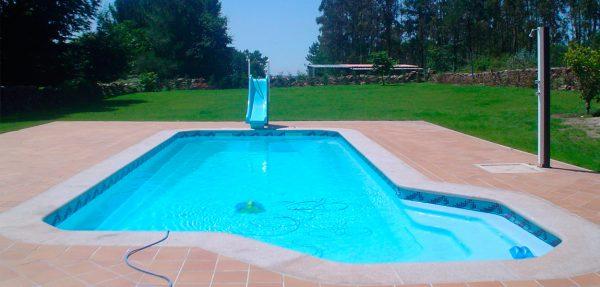 piscina prefabricada privilege