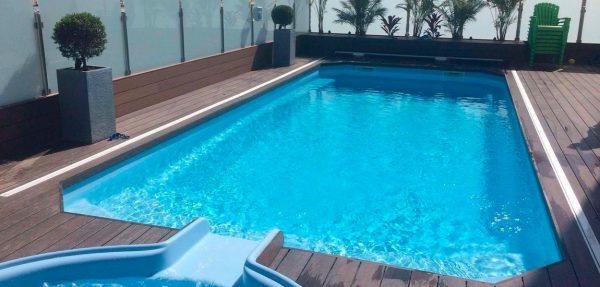 piscina prefabricada vega 850