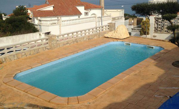 piscina prefabricada evasion a