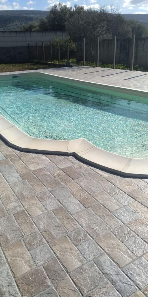piscina prefabricada mega pool romaine