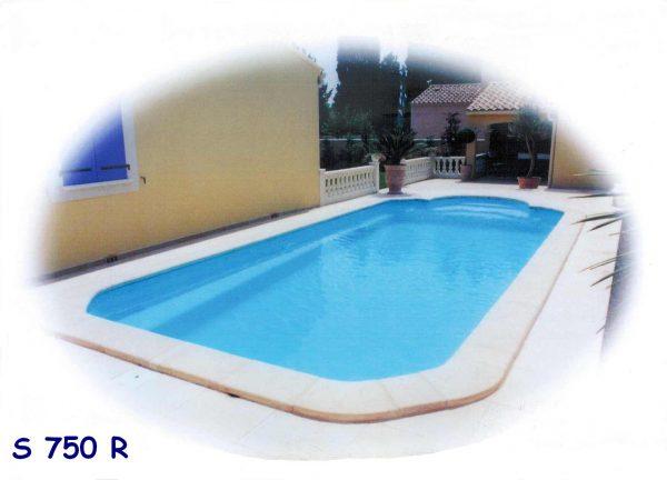 piscina prefabricada s750 r